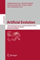 Artificial Evolution: 12th International Conference, Evolution Artificielle, Ea 2015, Lyon, France…