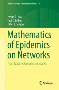 Mathematics Of Epidemics On Networks: From Exact To Approximate Models