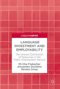 Language Investment And Employability: The Uneven Distribution Of Resources In The Public…