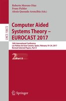 Computer Aided Systems Theory - Eurocast 2017: 16th International Conference, Las Palmas De Gran…