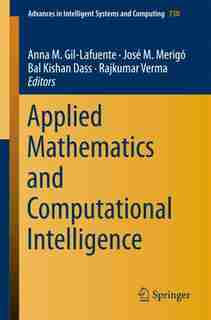 Applied Mathematics And Computational Intelligence by Anna M. Gil-lafuente