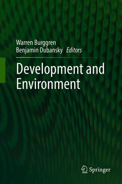 Development And Environment by Warren Burggren