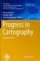 Progress In Cartography: Eurocarto 2015