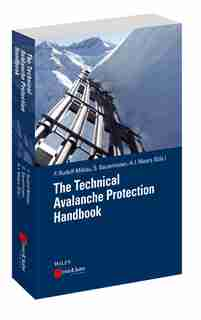 The Technical Avalanche Protection Handbook by Florian Rudolf-Miklau