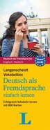 Langenscheidt Vokabelbox Deutsch Als Fremdsprache - German-english Vocabulary Flash Cards: Learning Made Easy by Langenscheidt