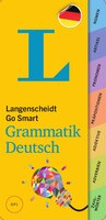Langenscheidt Go Smart Grammatik Deutsch - German Grammar At A Glance (german Edition)