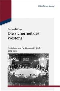 Die Sicherheit des Westens by Enrico Böhm