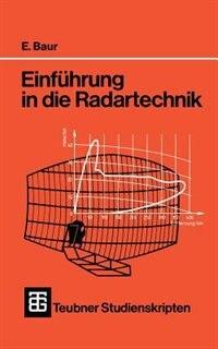 Einführung in die Radartechnik