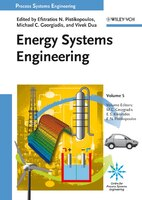 Energy Systems Engineering: Volume 5: Energy Systems Engineering