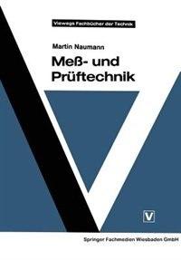 Meß- und Prüftechnik by Martin Naumann