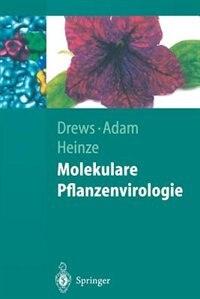 Molekulare Pflanzenvirologie by Gerhart Drews