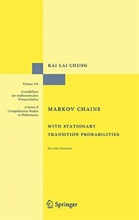 Markov Chains: With Stationary Transition Probabilities