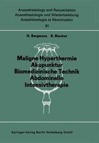 Fortbildung 3: Schock Entstehung Erkennung Überwachung Behandlung by H. Bergmann