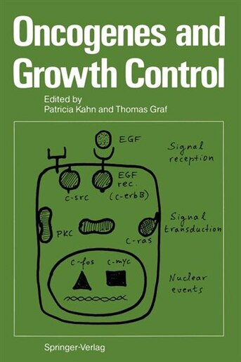 Oncogenes and Growth Control by Patricia Kahn