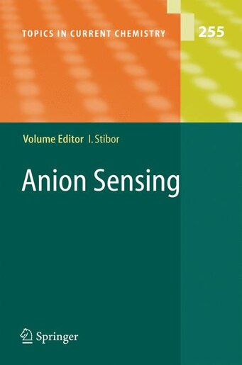 Anion Sensing by Ivan Stibor