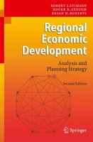 Regional Economic Development: Analysis and Planning Strategy