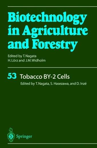 Tobacco BY-2 Cells by Toshiyuki Nagata