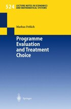 Programme Evaluation And Treatment Choice