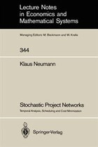 Stochastic Project Networks: Temporal Analysis, Scheduling and Cost Minimization