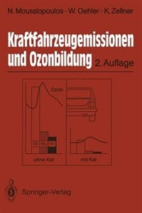 Kraftfahrzeugemissionen und Ozonbildung by Nicolas Moussiopoulos