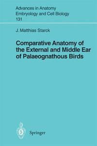 Comparative Anatomy of the External and Middle Ear of Palaeognathous Birds