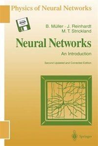 Neural Networks: An Introduction by Berndt Müller