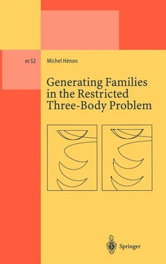 Generating Families in the Restricted Three-Body Problem by Michel Henon