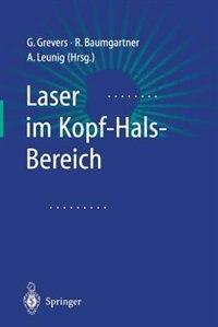 Laser im Kopf-Hals-Bereich by G. Grevers