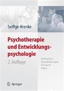 Psychotherapie und Entwicklungspsychologie: Beziehungen: Herausforderungen, Ressourcen, Risiken by Inge Seiffge-krenke
