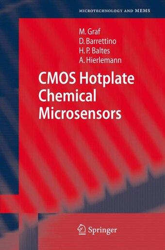 CMOS Hotplate Chemical Microsensors by Markus Graf