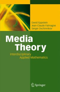 Media Theory: Interdisciplinary Applied Mathematics