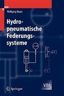 Hydropneumatische Federungssysteme by W. Bauer