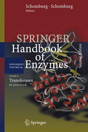 Class 2 Transferases: EC 2.7.11.17-2.8 by Antje Chang