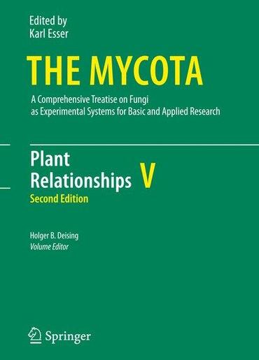 Plant Relationships by Holger B. Deising
