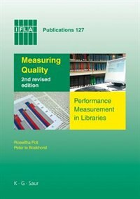 Measuring Quality by Roswitha Poll
