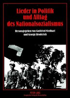 Lieder In Politik Und Alltag Des Nationalsozialismus