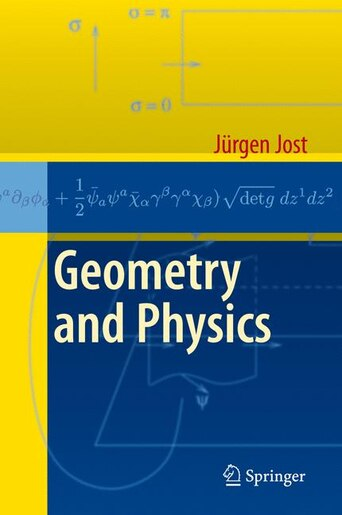 Geometry and Physics by Jürgen Jost