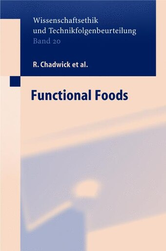 Functional Foods by R. Chadwick