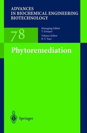 Phytoremediation by David Tsao