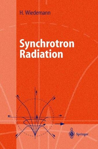 Synchrotron Radiation by Helmut Wiedemann