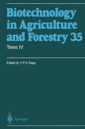 Trees IV by Y. P. S. Bajaj