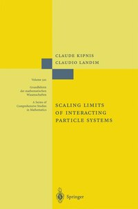 Scaling Limits of Interacting Particle Systems