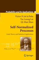 Self-Normalized Processes: Limit Theory and Statistical Applications