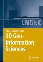 3D Geo-Information Sciences