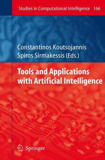 Tools and Applications with Artificial Intelligence by Constantinos Koutsojannis