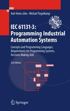 IEC 61131-3: Programming Industrial Automation Systems: Concepts and Programming Languages…