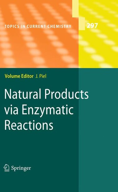 Natural Products via Enzymatic Reactions by Jörn Piel