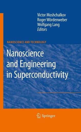 Nanoscience and Engineering in Superconductivity de Victor Moshchalkov