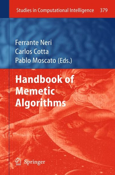 Handbook of Memetic Algorithms by Ferrante Neri
