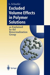 Excluded Volume Effects in Polymer Solutions: as Explained by the Renormalization Group